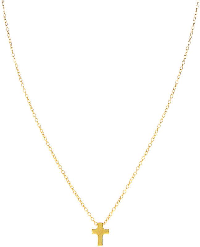 Gogo Phillip Cross Charm Necklace