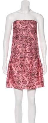 Marni Silk-Blend Dress