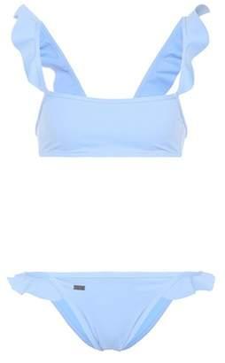 Fendi Ruffle-trimmed bikini