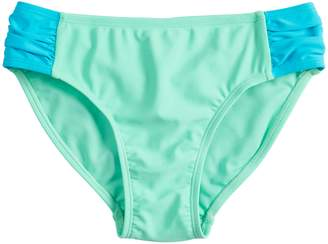 So Girls 7-16 SO Side Tab Swimsuit Bottoms