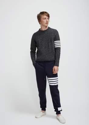 Thom Browne Sweatpant with Engineered 4-Bar Stripe