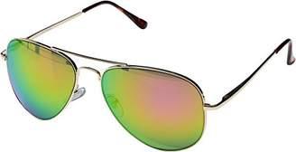 Steve Madden Women's Clara Aviator Sunglasses
