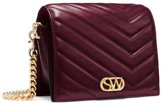 Stuart Weitzman THE DELLA SMALL QUILTED