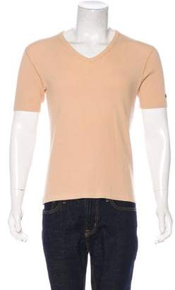 Gucci Rib Knit T-Shirt
