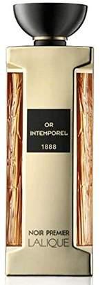 Lalique Noir Premier Or Intemporel 1888 By Eau De Parfum Spray 3.3 Oz
