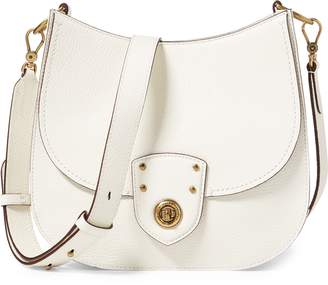 Lauren Ralph Lauren Ralph Lauren Leather Crossbody Bag