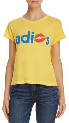 Wildfox Couture Adios Graphic Tee