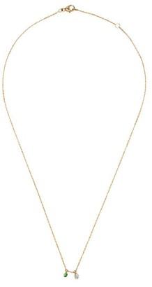Raphaele Canot - Set Free Tsavorite & Diamond Necklace - Womens - Green