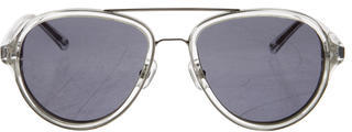 3.1 Phillip Lim 3.1 Phillip Lim Tinted Aviator Sunglasses