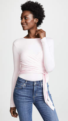 Bailey 44 Bailey44 All or Nothing Wrap Top