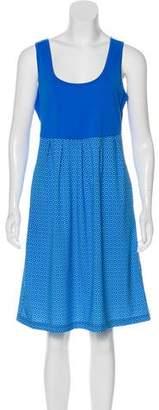 Columbia A-Line Printed Dress