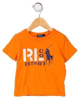 Polo Ralph Lauren Boys' Printed Knit Shirt