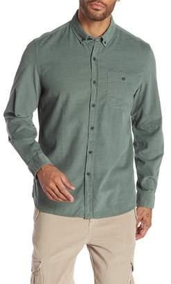 Michael Bastian Solid Corduroy Shirt