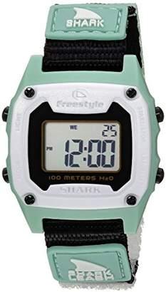 Freestyle (フリースタイル) - フリースタイルユニセックス10025471シャークClassic Mini Digital Display Japanese Quartz Black Watch