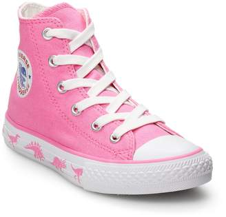 e39f32dabdd2 at Kohl s · Converse Chuck Taylor All Star Dino Girls  High Top Shoes