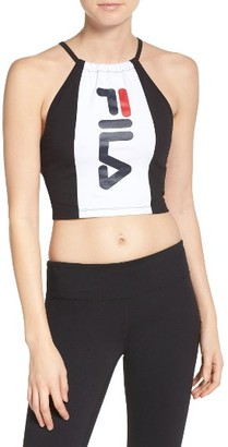 Women's Fila Pipa Crop Top $38 thestylecure.com