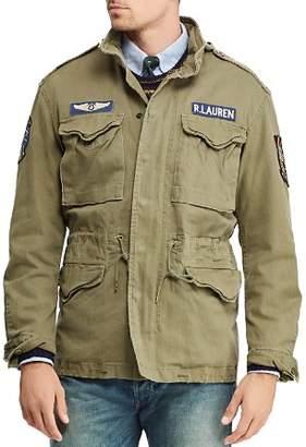 Polo Ralph Lauren Twill Field Jacket