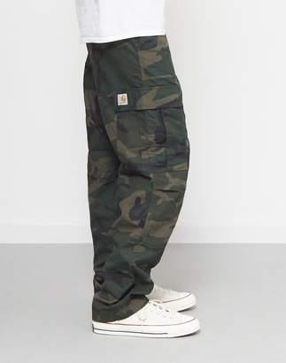 Carhartt WIP Regular Cargo Pant Camo Green