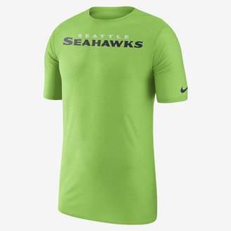 Nike Dri-FIT Player (NFL Seahawks) Men's Short Sleeve Top