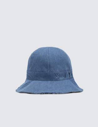 Sjyp Denim Cutting Edge Hat