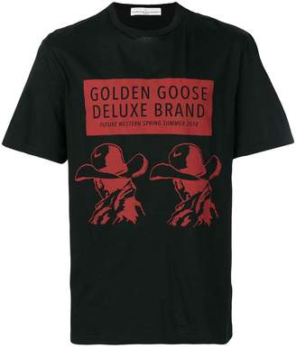 Golden Goose printed logo T-shirt