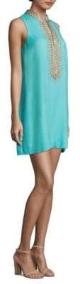 Lilly Pulitzer Jane Embroidered Shift Dress