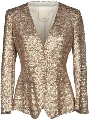 Gold Case Blazers - Item 49392888