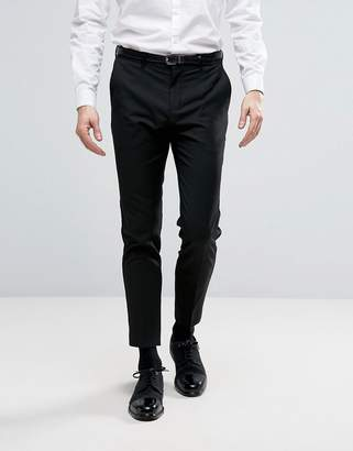 Burton Menswear Skinny Fit Smart Pants