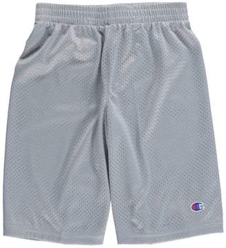 "Champion Big Boys' ""Logo Only"" Athletic Shorts"
