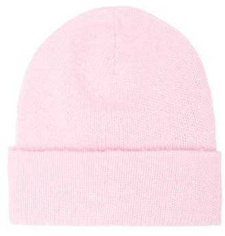 Acne Studios - Pilled Wool Blend Beanie Hat - Mens - Pink