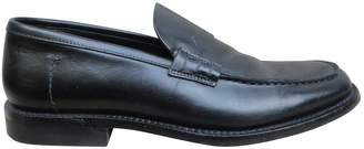 Prada Leather Flats