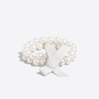 J.Crew Girls' pearl bracelet