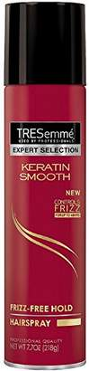 Tresemme Expert Selection Keratin Smooth Frizz-Free Hold Hairspray 7.70 oz (Pack of 8)