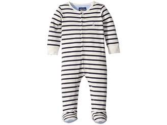 Joules Kids All Over Printed Footie (Infant)