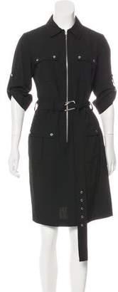 MICHAEL Michael Kors Short Sleeve Knee-Length Dress w/ Tags