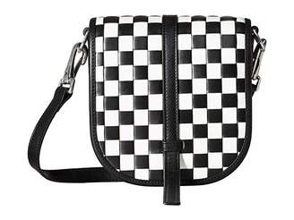 Paul Smith Checkerboard Mini Satchel