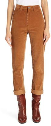 Marc Jacobs Skinny Corduroy Pants