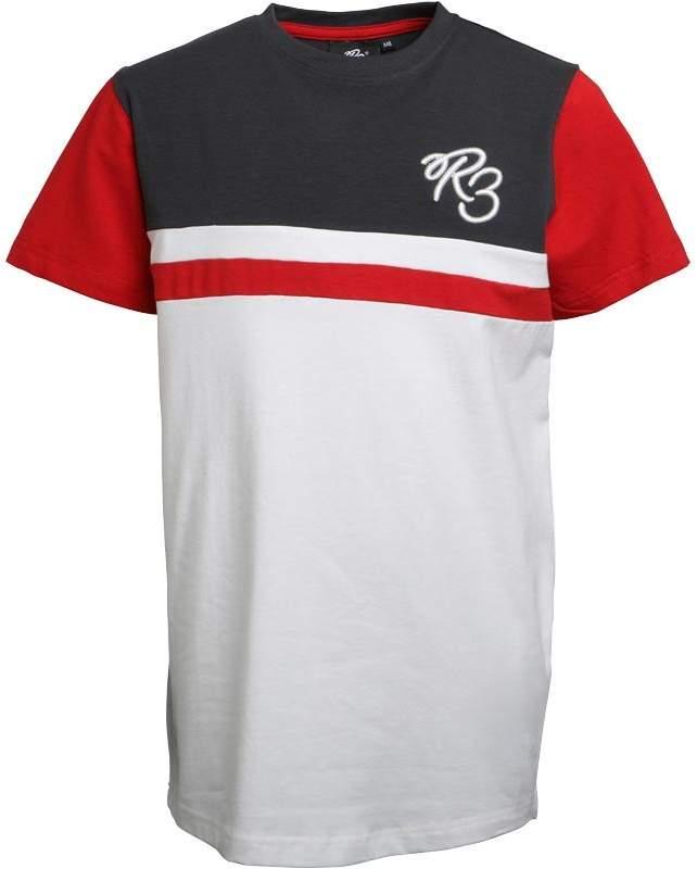 Ripstop Boys Woodbrook Cut & Sew T-Shirt India Ink