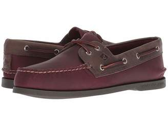 Sperry A/O 2-Eye Richtown Pullup Boat Shoe
