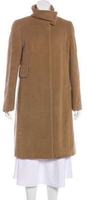 Akris Punto Wool & Angora Coat