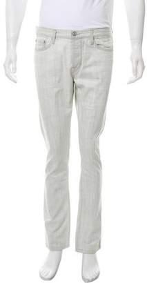 Vince Five-Pocket Slim Jeans
