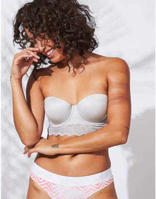 aerie Sunnie Longline Strapless Lightly Lined Bra