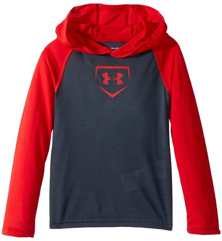 Under Armour Kids Baseball Hoodie Boy's Sweatshirt