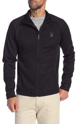 Spyder Allegiant Full Zip Fleece Jacket
