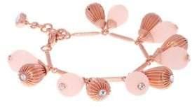 Ted Baker Perses Plisse Drop Preciosa Crystal Bracelet