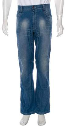 CNC Costume National Straight-Leg Jeans
