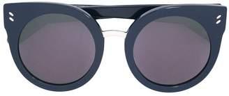 Stella McCartney Eyewear oversized round sunglasses