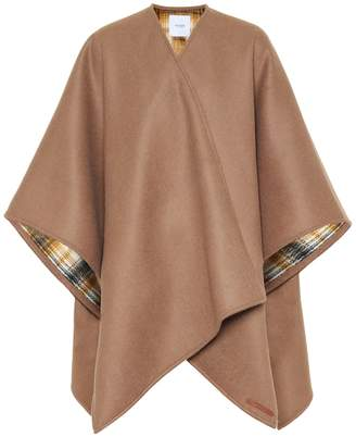 Agnona Wool and alpaca poncho