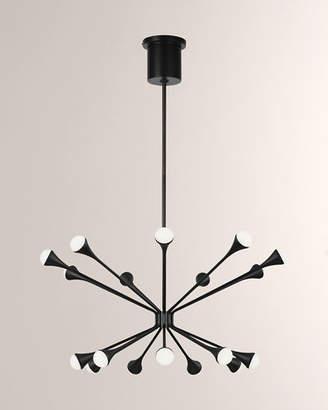 Tech Lighting Lody 18-Light Chandelier