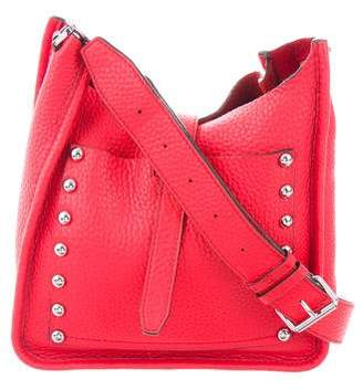 Rebecca Minkoff Studded Unlined Feed Bag